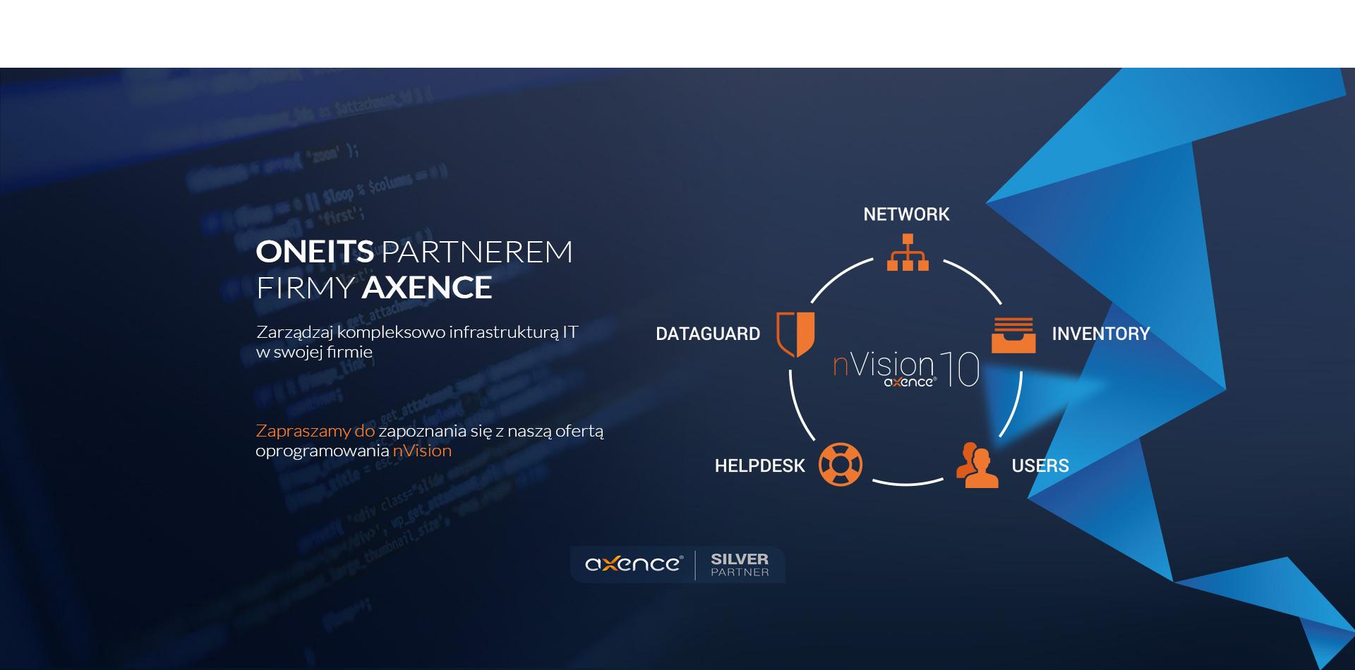 ONEITS - Doradztwo IT | Administracja serwerów | Usługi IT